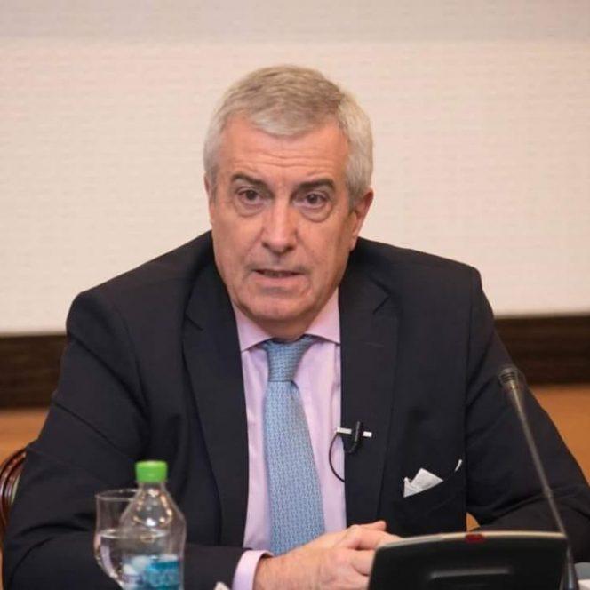 Călin Popescu Tăriceanu, primul pe listă la moțiunea de cenzură împotriva guvernului Orban! Tăriceanu