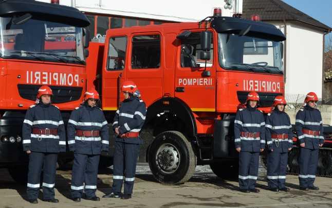 Câți bani încasează un pompier de la brigada ISU București cu 10 ani vechime. Pompieri