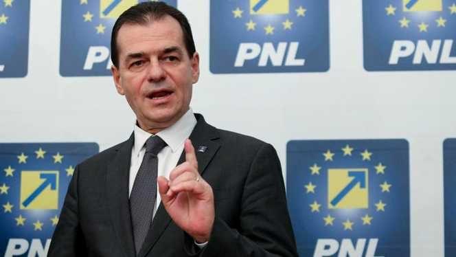 Câți bani va câștiga lunar Ludovic Orban din poziția de premier al României. Ludovic Orban