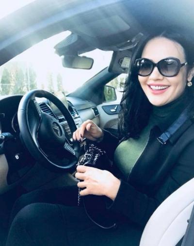 Ce mașină conduce Ioana Năstase
