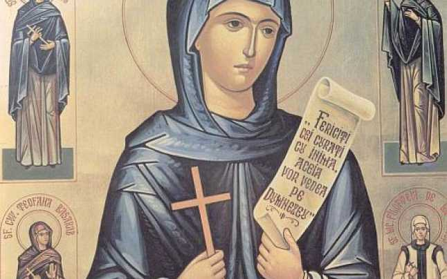 De Sfânta Parascheva se dau de pomană trei alimente importante. Sursa foto: ziare.com