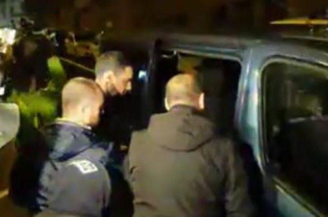 Șase persoane au fost reținute pentru violențele din fața Parlamentului. Sursa foto: digi24.ro