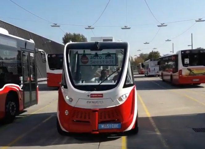 Cluj Napoca, primul oraș din România care va avea autobuze fără șofer! Autobuz