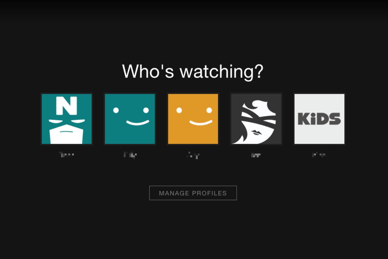 Fiecare cămin va avea propriul cont de Netflix