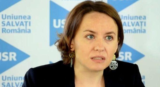 Cosette Chichirău, candidatul USR pentru Primăria Iași! Cosette Chichirău