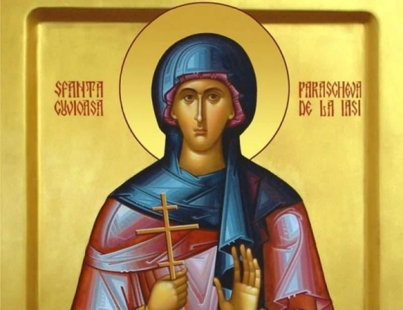 Sfânta Parascheva. Sursa foto: a1.ro