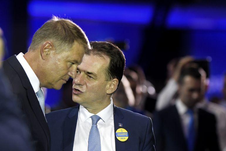 Klaus Iohannis va avea un cuvânt greu de spus în Guvernul lui Ludovic Orban. Sursa foto: adevarul.ro
