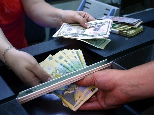 Curs valutar BNR pentru 8 octombrie