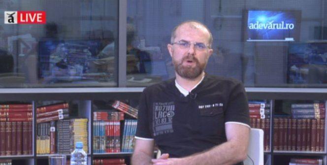 Dan Marinescu, fost redactor șef la Adevărul, este noul purtător de cuvânt al PLUS