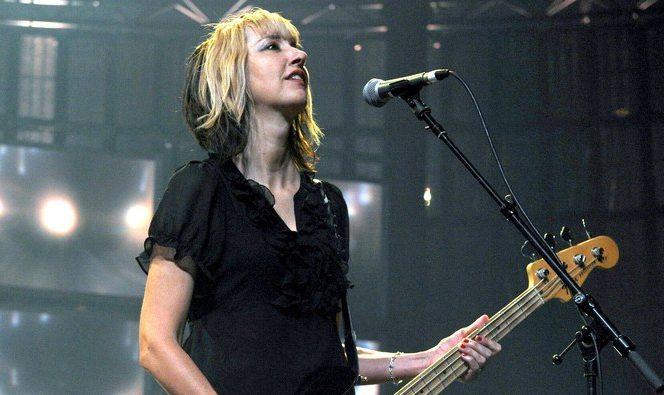 Îndrăgita artistă a făcut parte din trupa The Muffs. Sursa foto: pitchfork.com