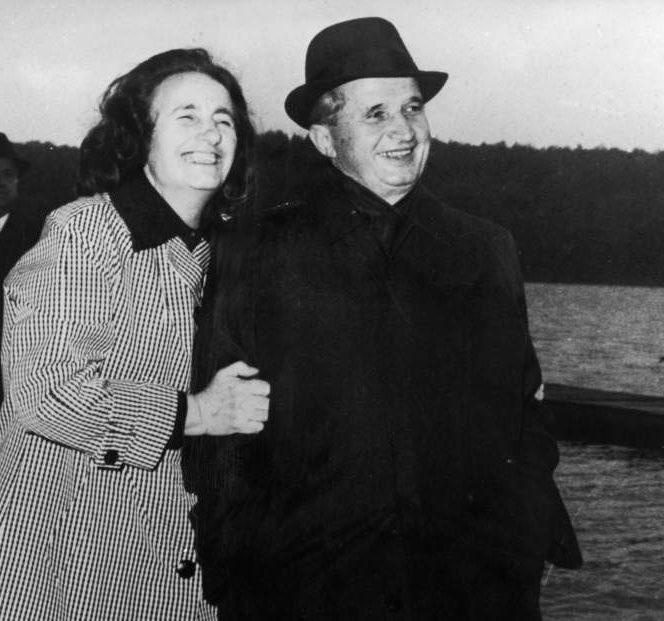 Elena Ceausescu era o mare amatoare de filme