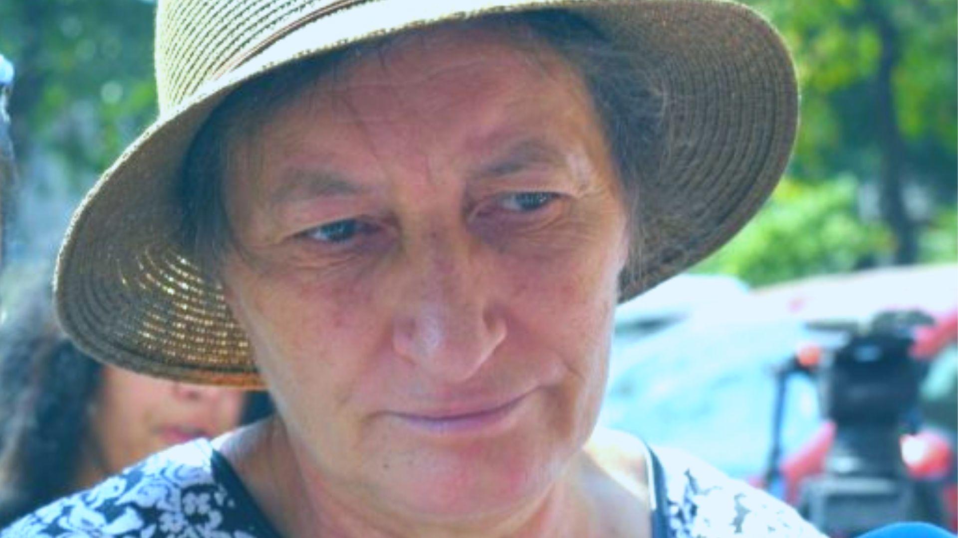 Elena Dincă locuiește de ani buni în Italia