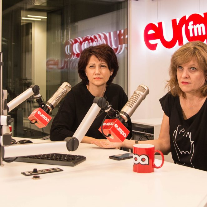 Europa FM a scos de pe post reclamele cu Gabriela Firea