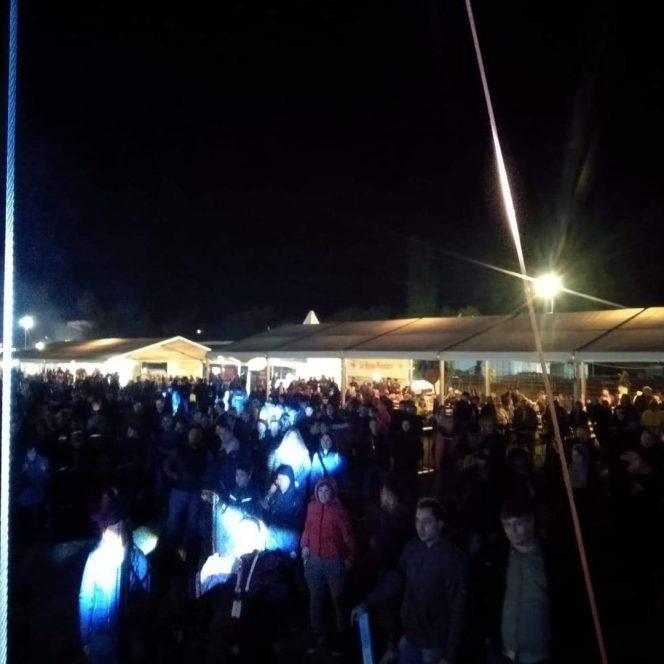 Festivalul Toamnei din Mizil a strâns un singur spectator