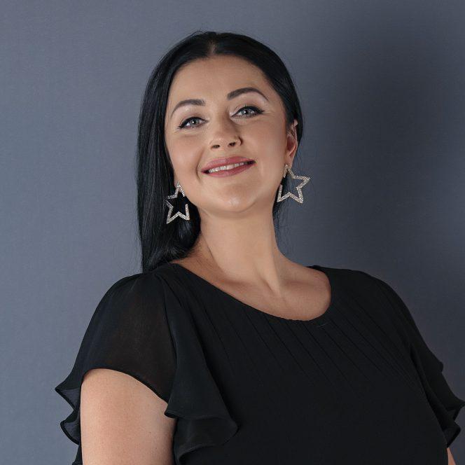 Gabriela Cristea a revenit la TV