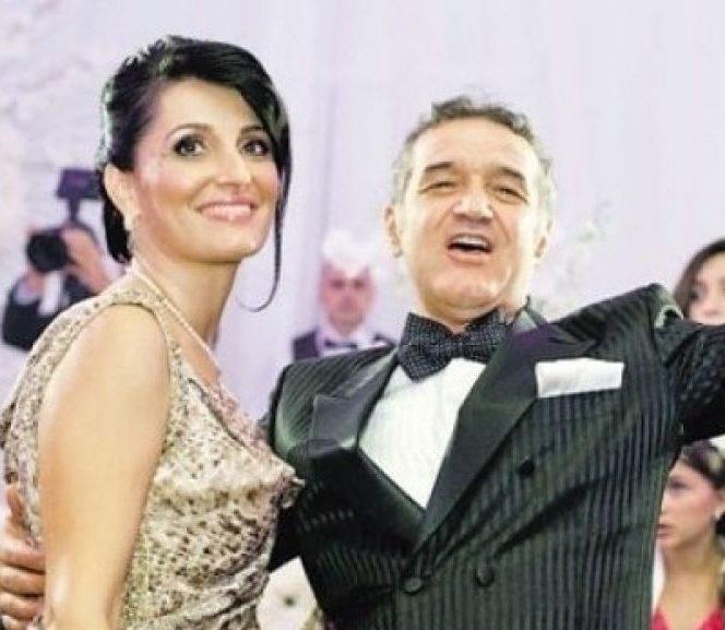 Gigi Becali a dezvăluit cel mai mare secret al familiei sale! Gigi Becali și soția