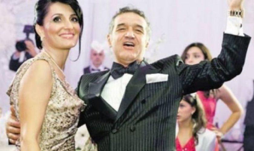 Gigi Becali, mândru de fiica sa, Teodora. Sursa foto: click.ro