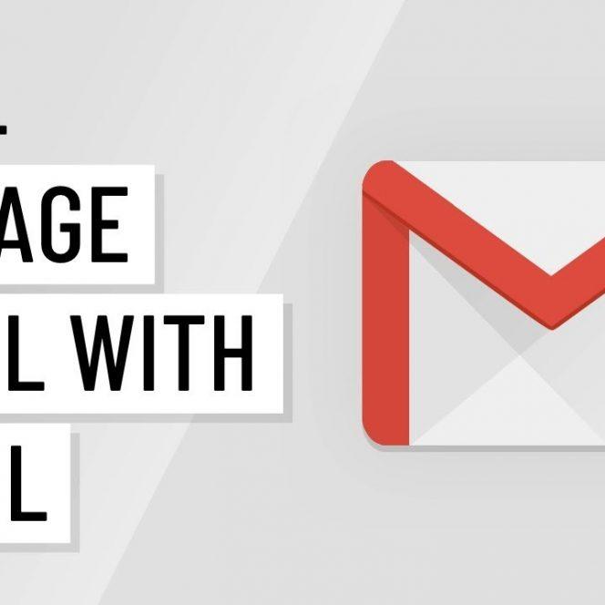 "Gmail lansează un mod ""out of office"" inteligent! Gmail"