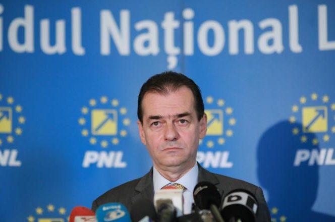 Guvernul Orban, primele mutări! Ludovic Orban