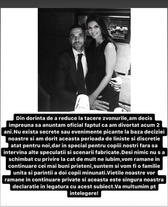 Ileana Lazariuc și Ion Țiriac Jr s-au despărțit