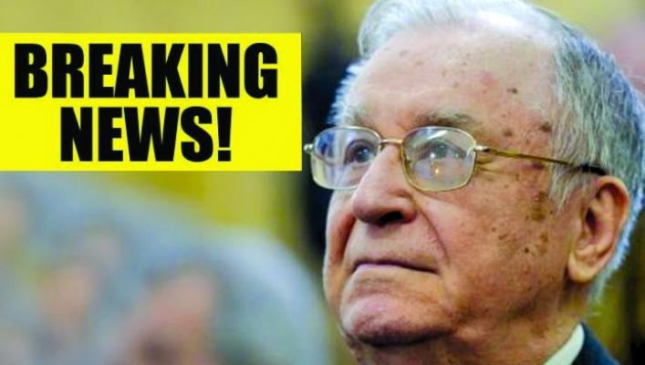 Anuntul MOMENTULUI DE LA SPITAL despre Ion Iliescu! Vestea data de MEDICI in urma cu putin timp!