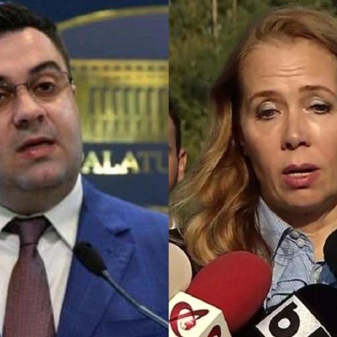 Ipoteză nouă în cazul Răzvan Cuc - Mădălina Mezei, director Tarom! Cuc și Mezei