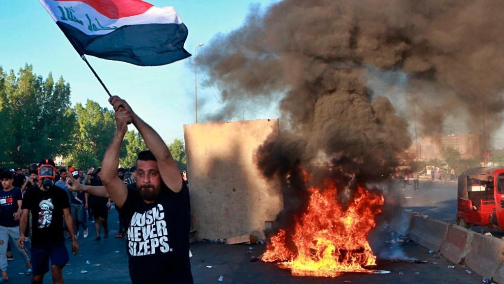 Irakienii sunt dezamăgiți de clasa politică