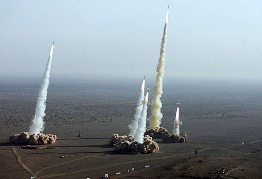 Iranul a instalat sisteme de rachete, în vederea unui eventual atac din partea Israelului. Sursa foto: psnews.ro