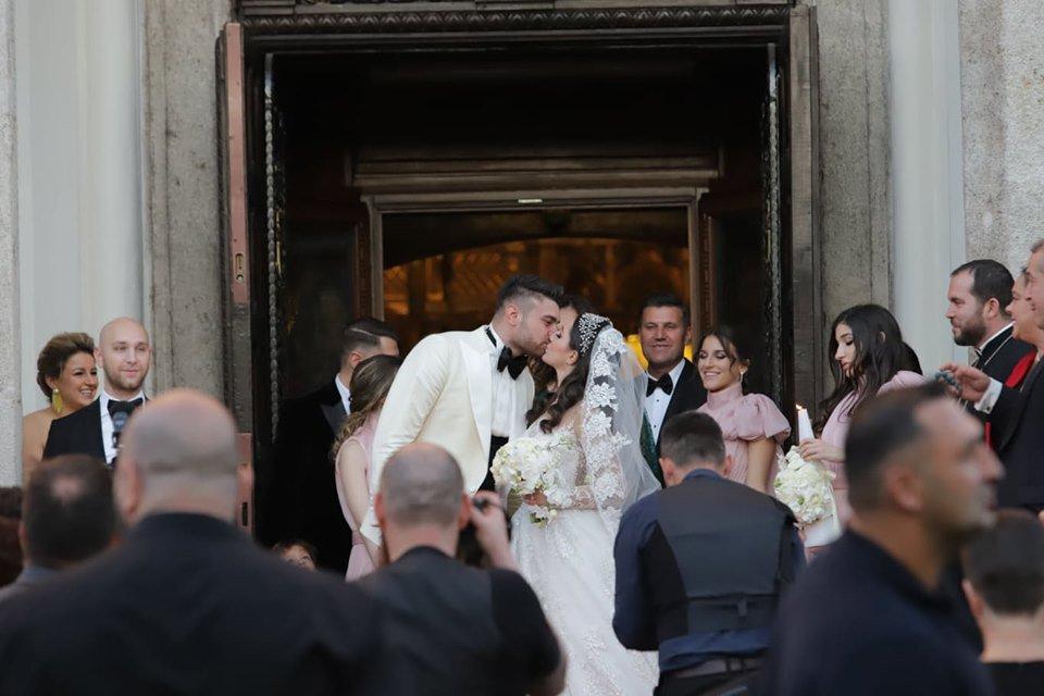 iulia albu a comentat nunta fetei lui becali