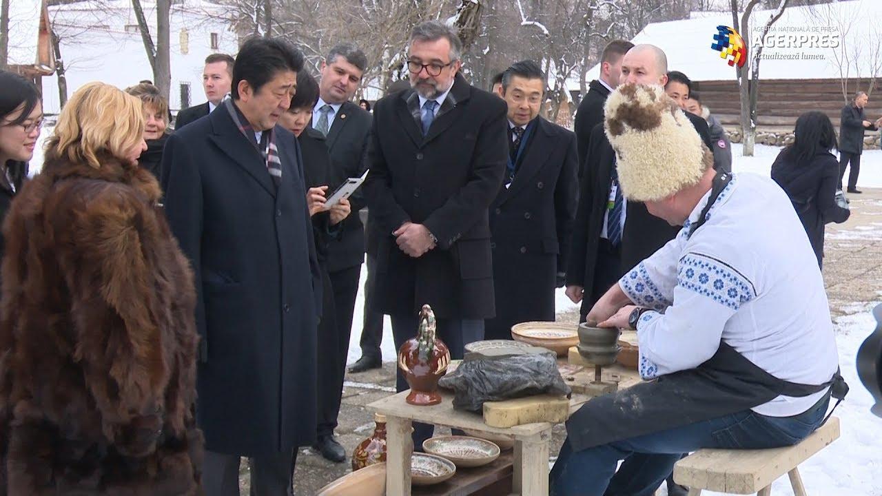 Klaus Iohannis va participa la ceremonia de întronare a noului împărat japonez, Naruhito