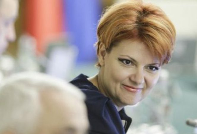 Lia Olguța Vasilescu, atac dur la adresa lui Victor Ponta! Olguța