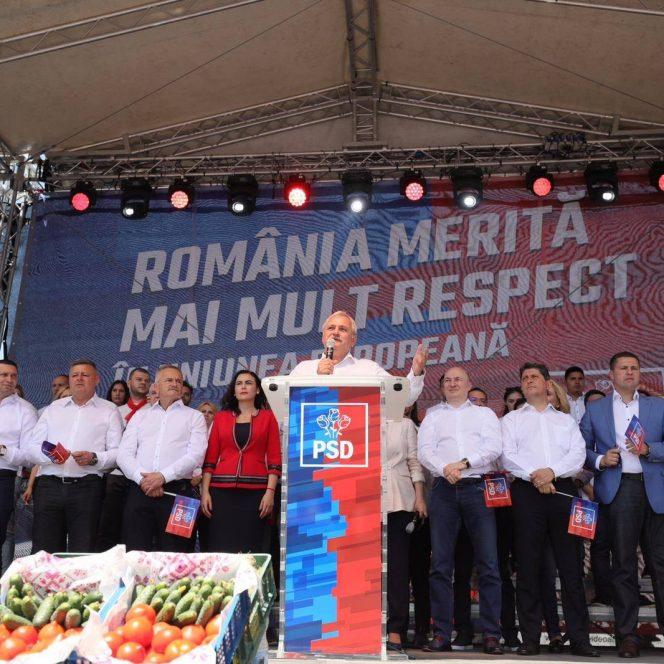 Liviu Dragnea a cerut dizolvarea PSD