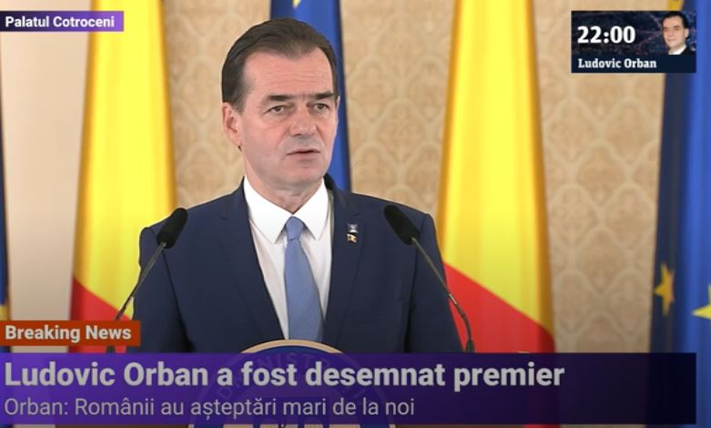 ludovic orban premier