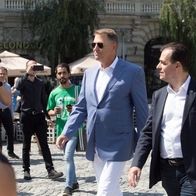 Ludovic Orban este propunerea președintelui Klaus Iohannis pentru funcția de premier