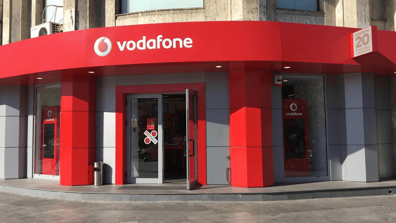 Vodafone este al doilea operator de telefonie mobilă