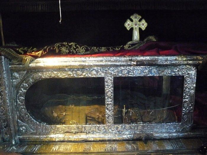 Sfântul Gherasim din Kefalonia este cinstit de 2 ori pe an