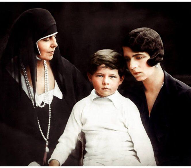Motivul pentru care a plecat Regina Mamă din România