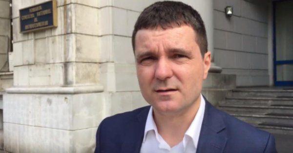 Nicușor Dan, candidatul USR București pentru primăria Capitalei! Nicușor Dan