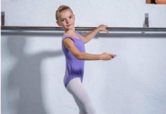 O balerină de 9 ani din Zalău a impresionat balerinii de la Bolșoi