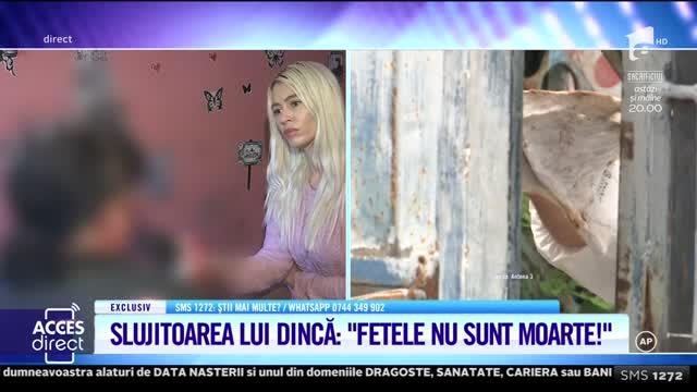 Fosta slujitoare a lui Gheorghe Dincă, dezvăluiri incredibile. Sursa foto: a1.ro