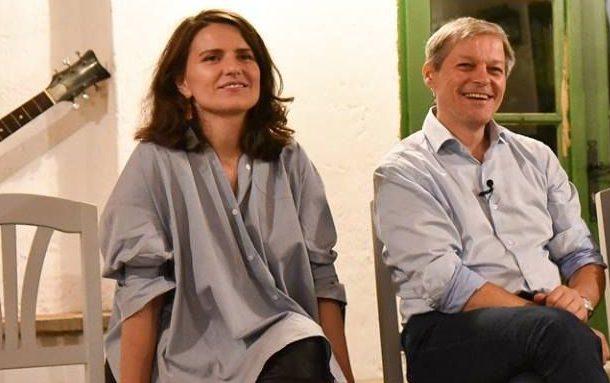 Oana Bogdan și-a dat demisia din partidul lui Dacian Cioloș