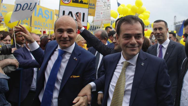 Rareș Bogdan are încredere în președintele Klaus Iohannis