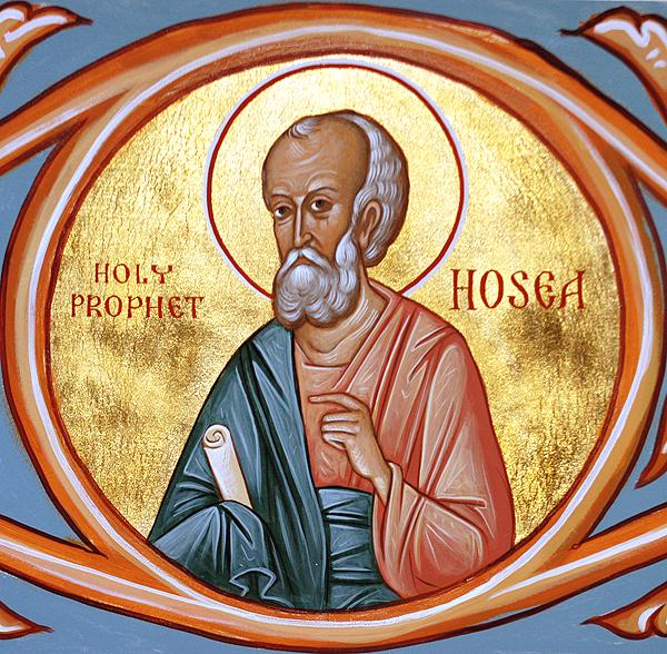 Sfântul Osea a prevăzut sfârșitul Vechiului Testament
