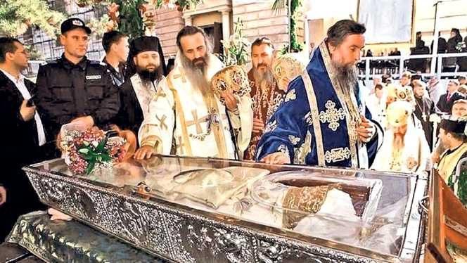 Pelerinajul Sfintei Parascheva de la Iași