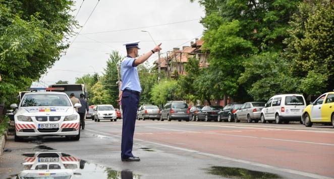 Poliția Rutieră a verificat mașinile înmatriculate în alte state