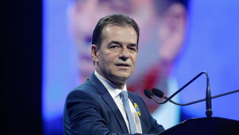 Ludovic Orban, premierul desemnat de președintele Klaus Iohannis. Sursa foto: adevarul.ro