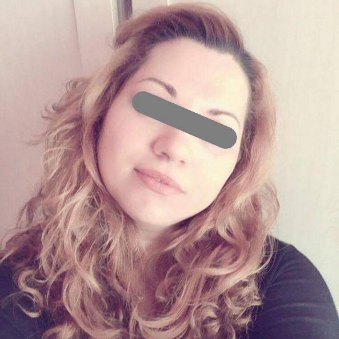 Ștefania, sora mai mică a lui Cristi Borcea. Sursa foto: wowbiz.ro