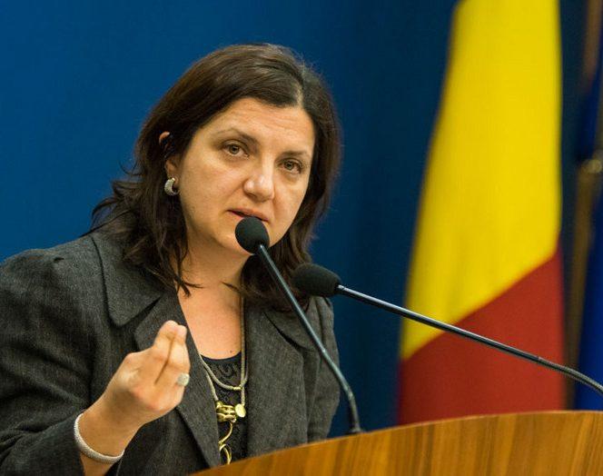 Raluca Prună, atac devastator după raportul MCV! Prună