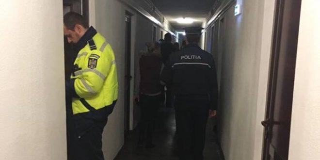 Razie în Capitală! Poliție