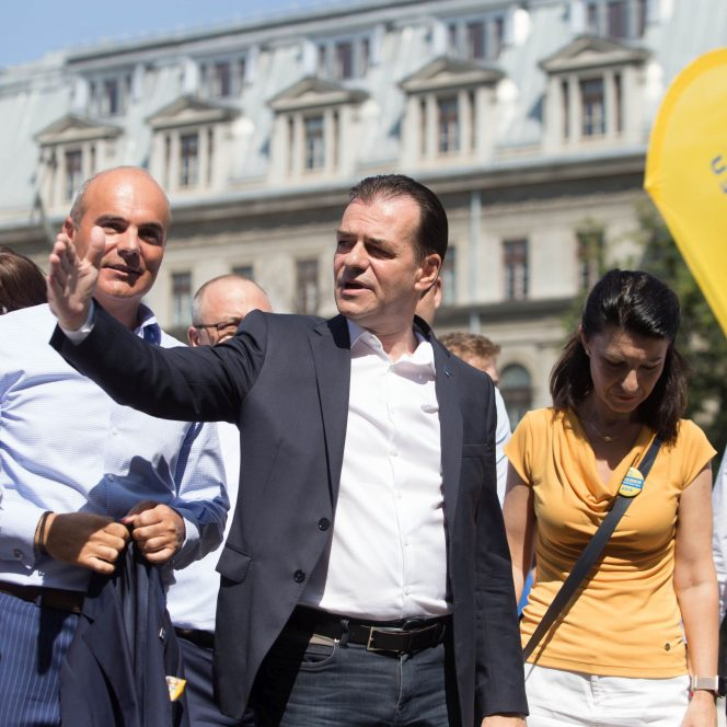 Remus Borza și-a arătat susținerea pentru guvernul Ludovic Orban